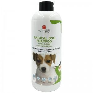 waff-natur-kolyok-kutyak-szamara-erzekeny-borre-kimelo-mezes-edes-illatu-kutyasampon-400ml